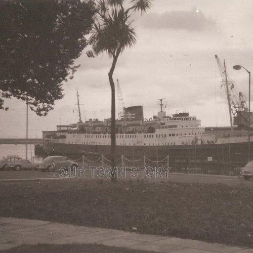 British Railways Ferry, date and location unknown