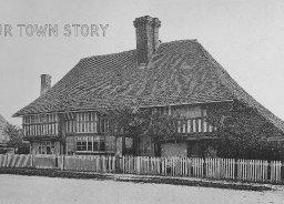 Bell Farm House, Harrietsham, Kent, c. 1898