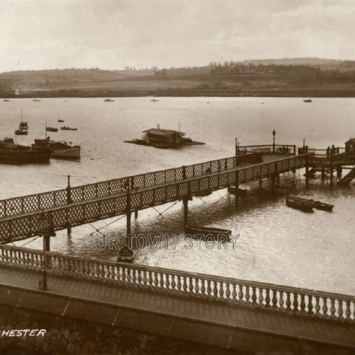 The Pier, Rochester, c. 1930s