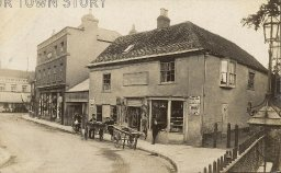 High Street, Wimborne Minster, c. 1905