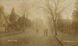 Avenue Road, Wimborne Minster, c. 1909
