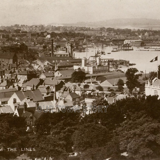 Chatham from the Lines, c. 1930s