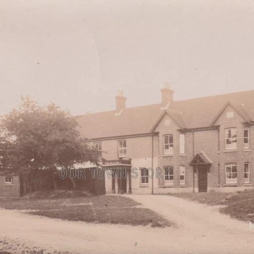 The Old Inn, Holt, circa 1900s