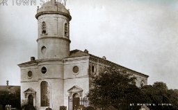 St Martin's Church, Tipton, c. 1900s