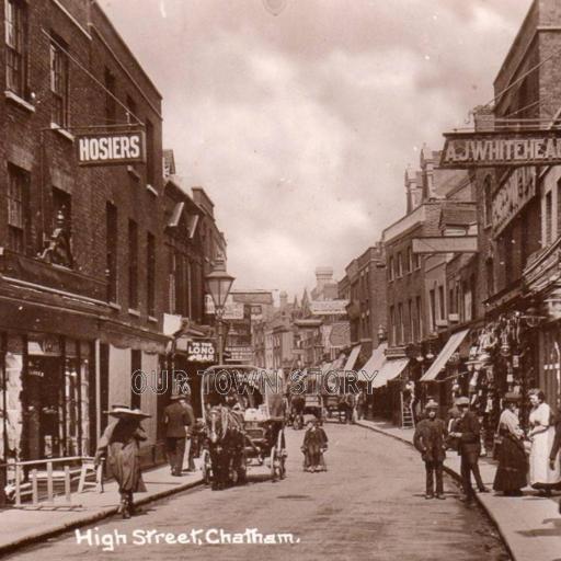 High Street, Chatham, c. 1900s
