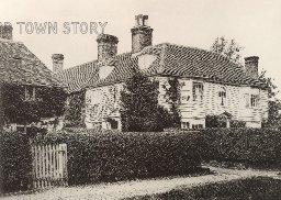 Market Cross House, Hawkhurst, Kent, c. 1898