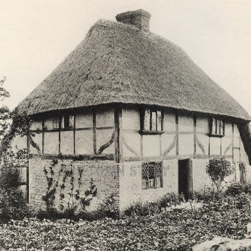 Old Cottages and Farm Houses in Kent and Sussex