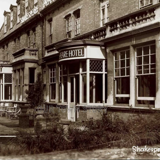 Shakespeare Hotel, Unknown Location, c. 1910s
