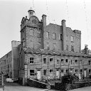 Brookroyd Mill & Brookroyd Terrace, Elland, 1986