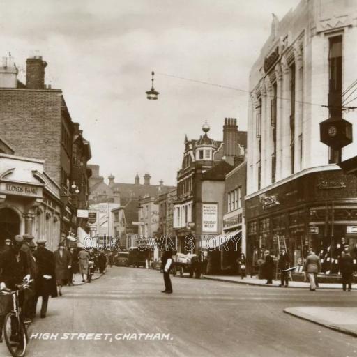 Chatham High Street/Military Road, Chatham, c. 1930s