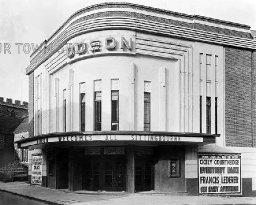 Odeon Cinema, Sittingbourne, 1937