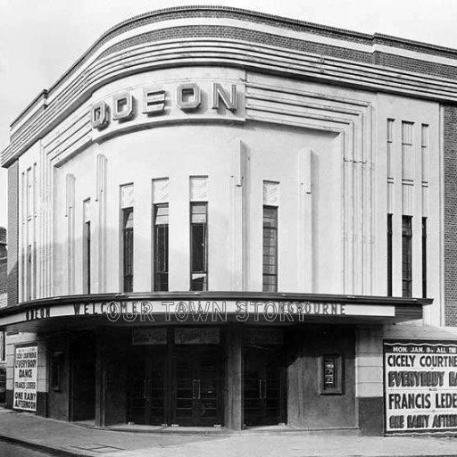 Odeon Cinema, Sittingbourne, 1937