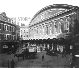 Fenchurch Street Station, London, 1907