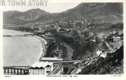 Penmaenmawr from the West, c. 1936