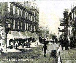 Rose Inn, Sittingbourne High Street