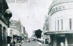 Odeon Cinema, Sittingbourne High Street