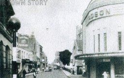 Odeon Cinema, Sittingbourne High Street