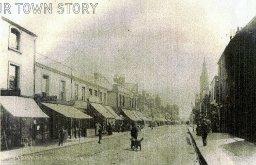 High Street, Sittingbourne, 1904