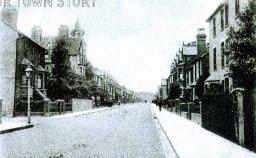 Park Road, Sittingbourne, 1901