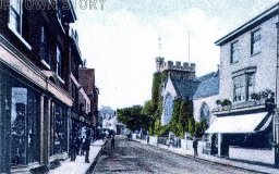 St Micheal's Church, High Street, Sittingbourne