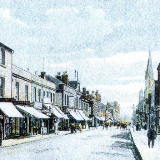 High Street, Sittingbourne