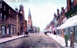 High Street, Sittingbourne, 1904