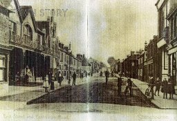 East Street and Canterbury Road, Sittingbourne