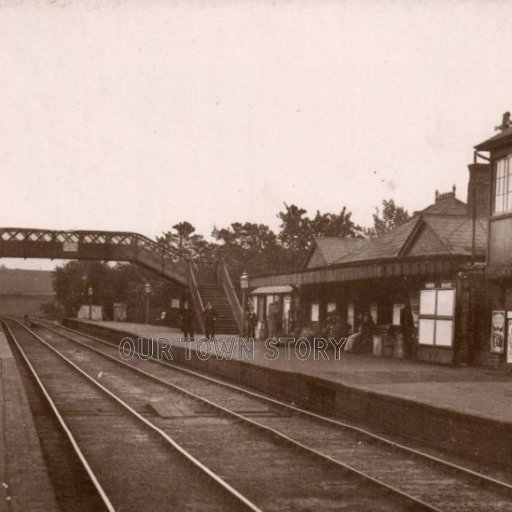 Newington Station, c. 1940s