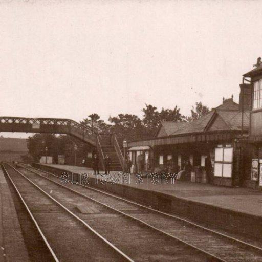 Newington Station, c. 1940s