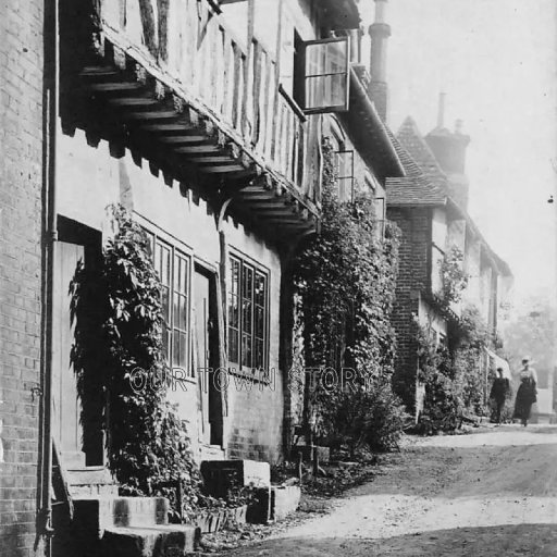 Taylor's Hill, Chilham, c. Late 1800s