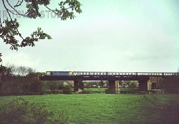 Last train to Wimborne, 1974