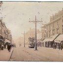 Old Postcard of Sheffield Moor, Sheffield, 1904