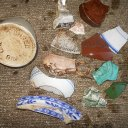 Treasures from the bottle bump in Dorset