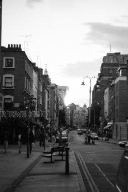 Charlotte Street/Goodge Street, c. 1998