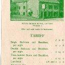 The Royal George Hotel, Tintern, 1936
