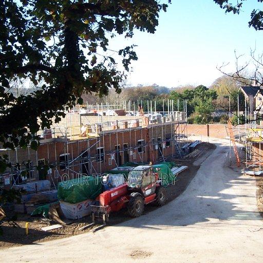 Wimborne Minster Development Newmans Close