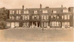 The Miramar Hotel, Bournemouth, 1940