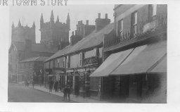 East Street, Wimborne Minster, c. 1900s