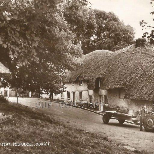 Tolpuddle, Dorset, c. 1940s