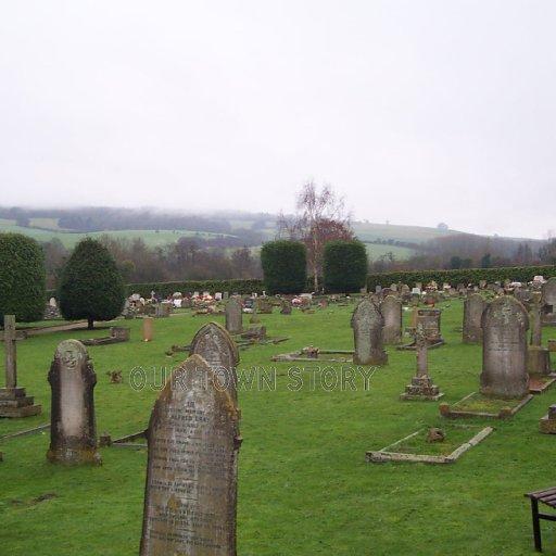 Wilton Cemetery, Wilton, 1990