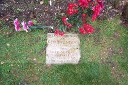 Wilton cemetery , Wilton, 1990
