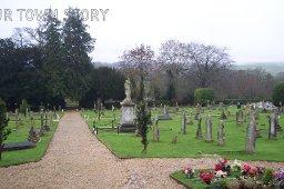 Wilton cemetery , Wilton. 1999