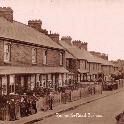 Rochester Road, Burham, c. 1900s