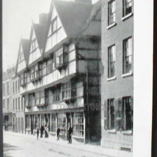 High Street, Rochester, Date Unknown