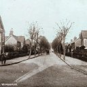 Avenue Road, Wimborne Minster, c. 1905