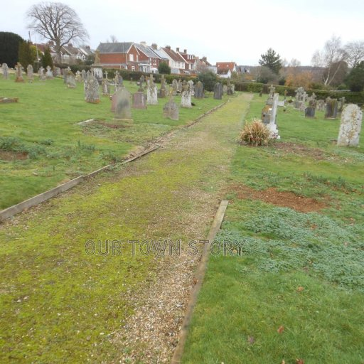 Wilton cemetery next to Ugford Missing items 2018