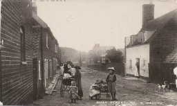 Quay Street, Orford, Suffolk, c. 1900s