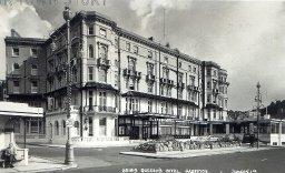 Queen's Hotel, Hastings, c. 1950s