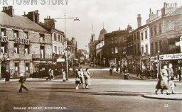 Drake Street, Rochdale, c. 1930s